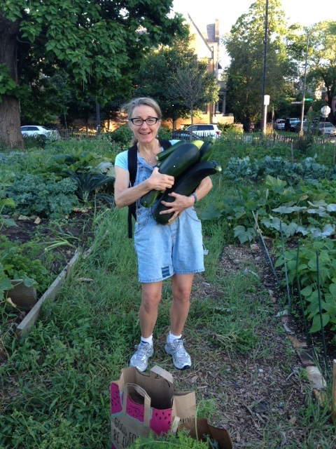 2015_07_Julia with Zucchini